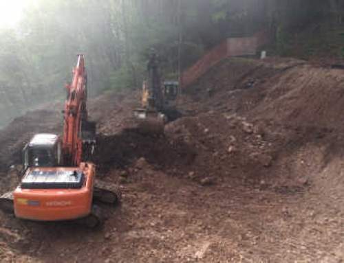 Rinnovamento ed ampliamento impianto di approvvigionamento acqua potabile ed antincendio