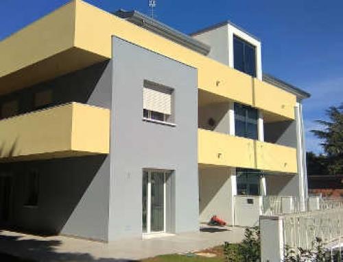 """Demolizione e nuova costruzione """"Residence ai Tigli"""""""
