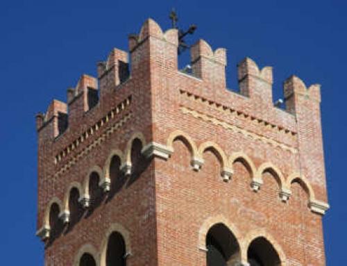 Risanamento conservativo della torre campanaria