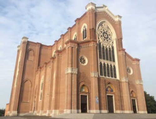 Restauro Duomo di Montebelluna