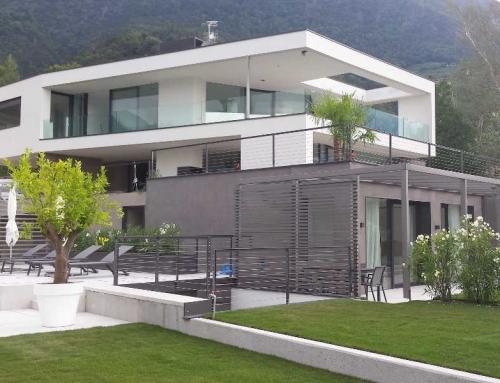 Realizzazione residence Texelhof