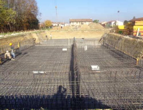 Realizzazione impianto depurazione Cantina Vedovato