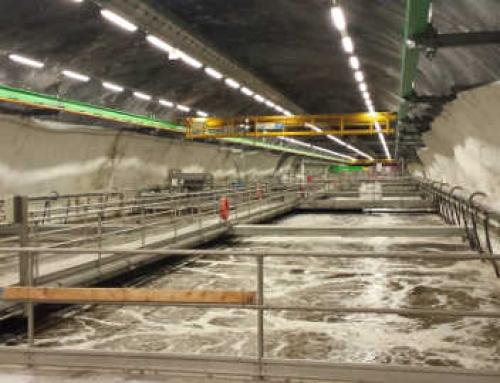 Adeguamento e miglioramento impianto depuratore IDA Tobl