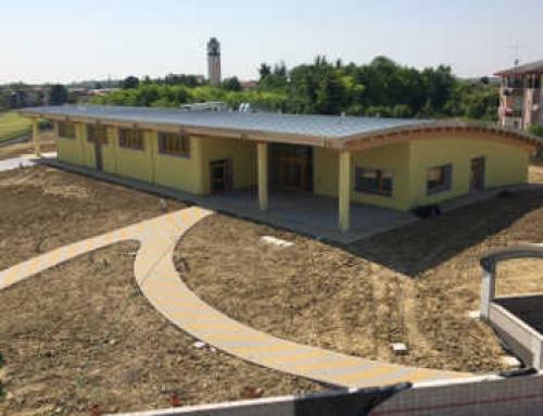 Realizzazione nuova scuola elementare a Villanova