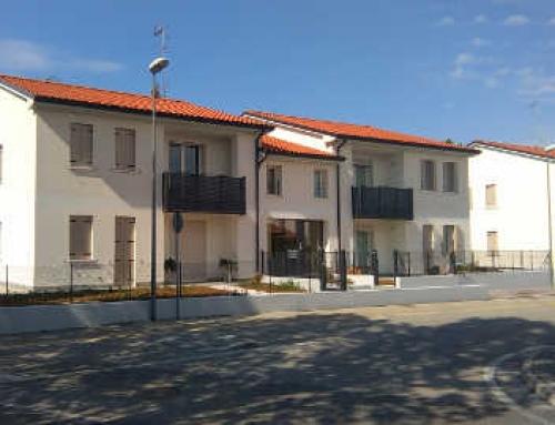 Realizzazione nr. 10 unità in complesso residenziale