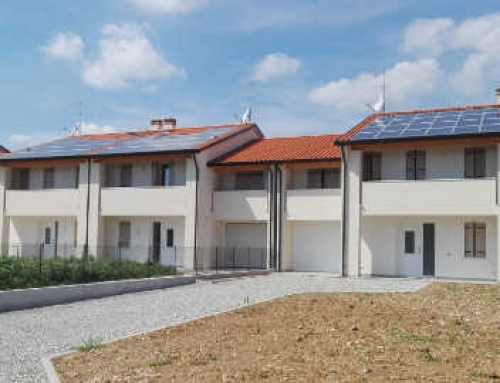 """Realizzazione complesso residenziale – lottizzazione """"Parigi"""""""