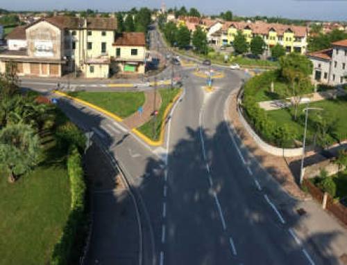Sistemazione intersezione SP100 con Via Cavour e Via Mazzini