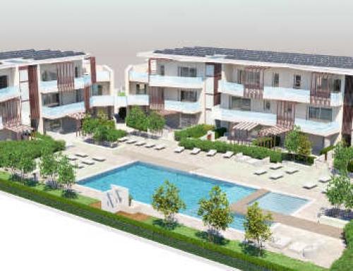 Realizzazione complesso Residenziale di 32 unità