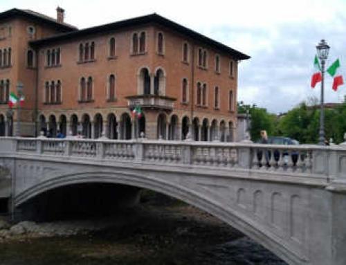 Restauro Ponte Pieve di Soligo