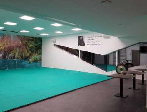 Ampliamento Palestra judo e Base d'Asta