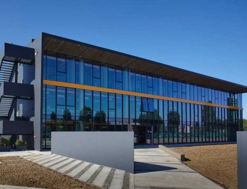 Costruzione nuova palazzina uffici