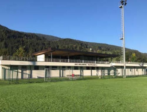 Costruzione Spogliatoi zona Sportiva Monguelfo