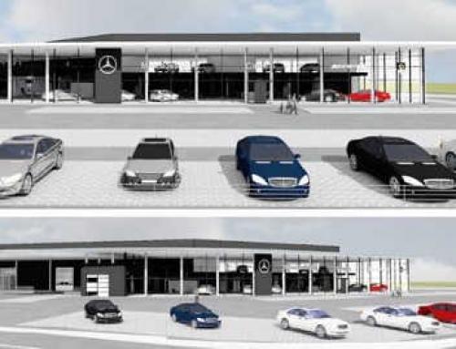 Realizzazione nuova sede Carraro di Mestre (VE) e corsia di immissione
