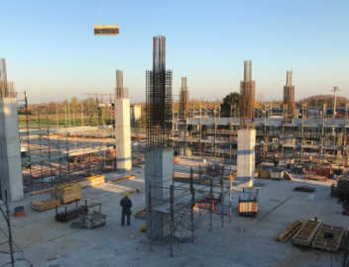 Ampliamento fabbricato industriale – Latteria Montello SpA