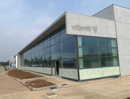 Nuova sede attività produttiva ed uffici