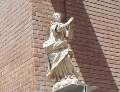 Costruzione di nuova Canonica, Salone e Aule per il Ministero Pastorale, con Cappella Feriale