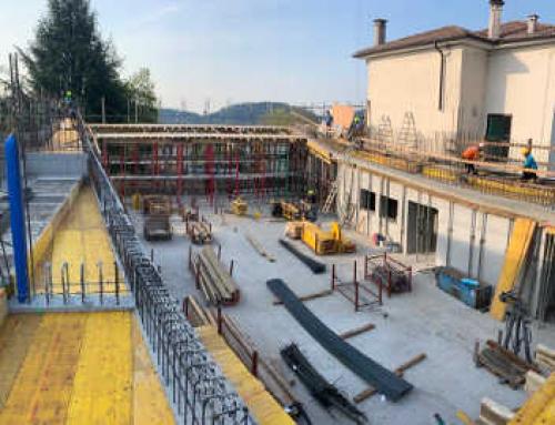 Progettazione esecutiva ed esecuzione lavori ampliamento e realizzazione auditorium c/o scuola elementare Francesco Sartor